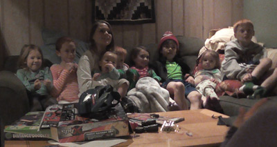 All the Grandkids!