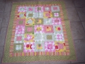 Baby Quilt - Hip to be Square